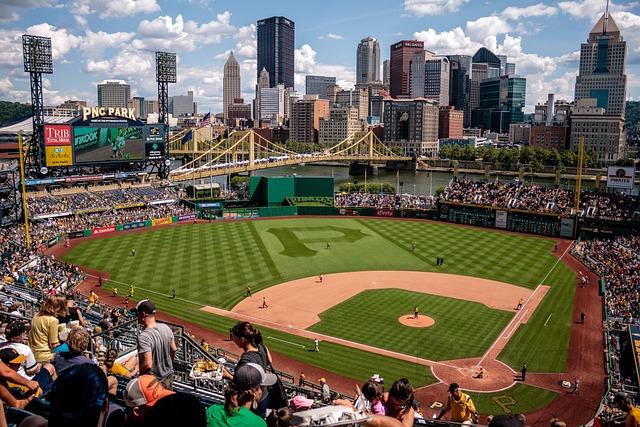 Action, Athletes, Audience, Ballpark, Baseball, City