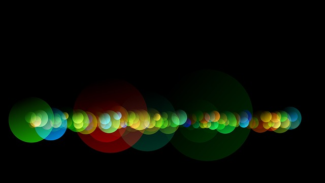 Abstract, Balls, Color, Round, Background, Pattern