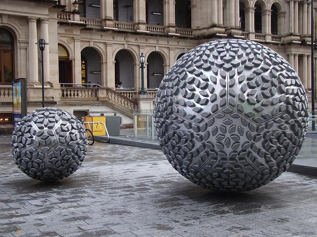 Australia, Brisbane, Balls