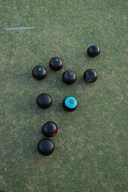Lawn Boules, Balls, Game, Grass, Lawn, Sport, Boules