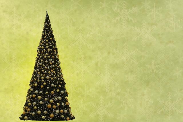 Christmas Tree, Green, Christmas, Fir, Balls