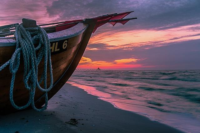 Ahlbeck, Usedom, Seaside Resort, Baltic Sea, Vacations