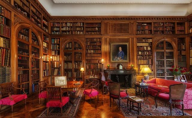 John Work Garrett Library, Baltimore, Maryland, Books