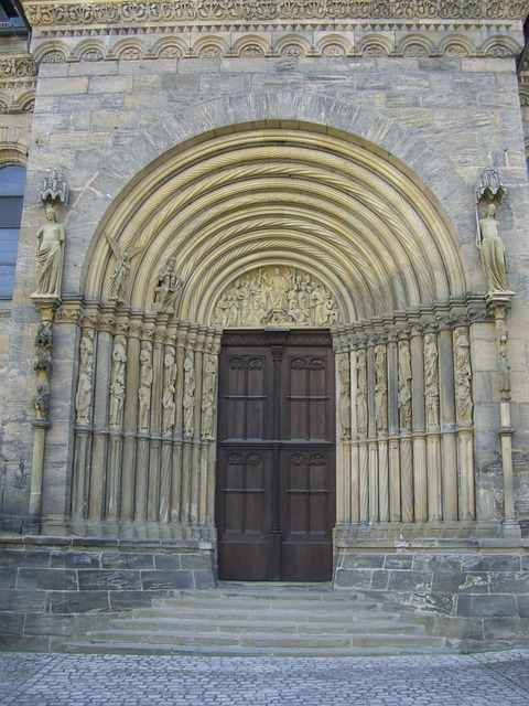 Lord Portal, Dom, Bamberg