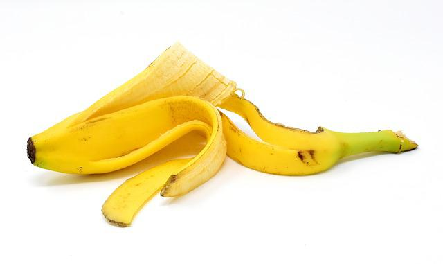 Banana Peel, Fruit, Healthy, Yellow, Nature, Banana