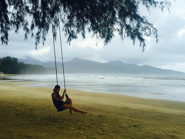 Klong Prao Beach, Thailand, Asia, Banita Tour, Banita