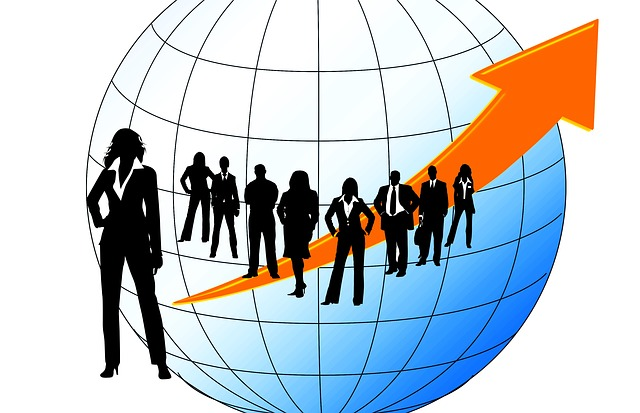 Growth, Suit, Work, Bank, Economy, Finance, Leader