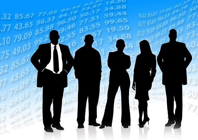 Analysis, Pay, Businessmen, Meeting, Banks
