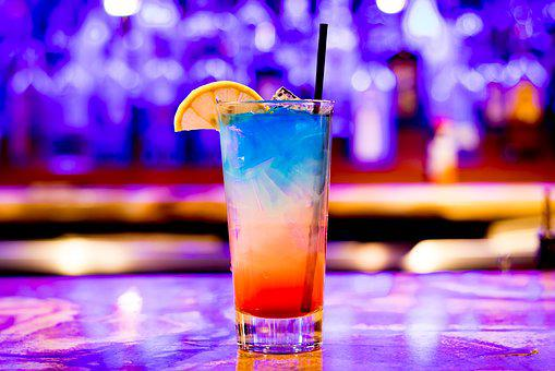 Cocktail, Bar, Nightlife, Icee, Drink, Party, Glass