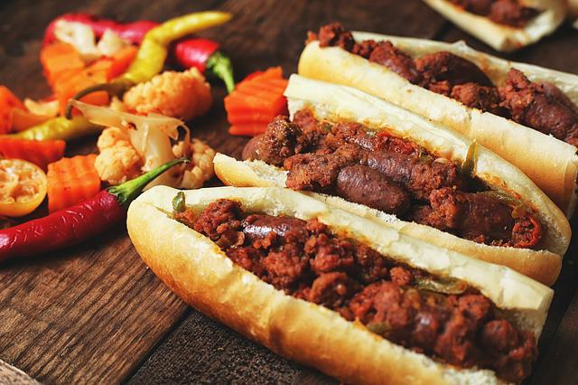 Beef, Meat, Food, Barbecue, Hot, Sandwich, Kebda