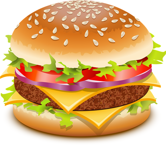 Hamburger, Grill, Meat, Food, Gourmet, Burger, Barbecue
