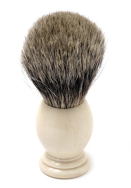 Shaving Brush, Shave, Beard, Care, Barber, Barbershop
