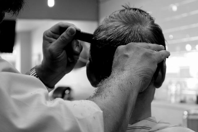 Haircut, Barber, Salon, Barber Shop, Hair, Scissors