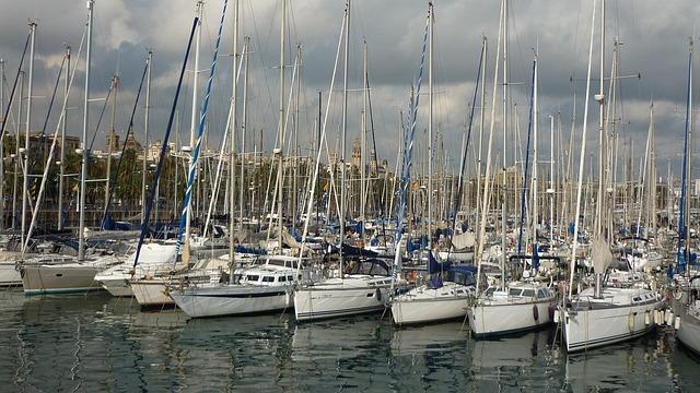 Barcelona, Marina, Catalonia