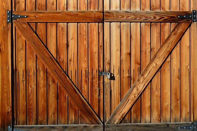 Barn Door, Farm, Wood, Wooden, Entrance, Rustic