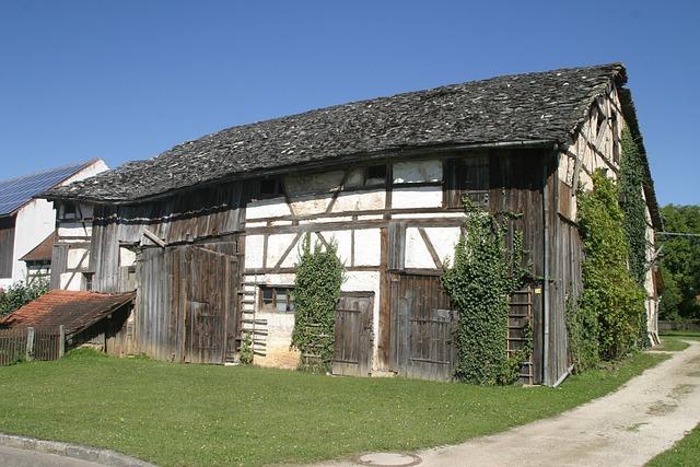 Jura Barn, Farm House Jurahaus, Jura, Barn
