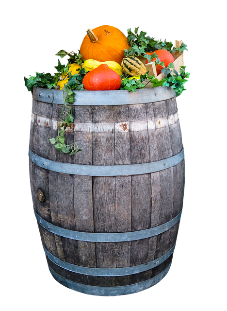 Nature, Harvest, Autumn, Agriculture, Pumpkin, Barrel