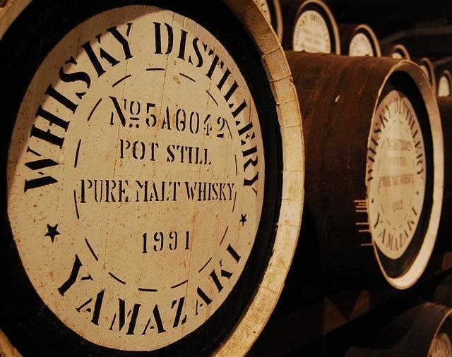 Barrels, Storage, Whiskey, Whisky