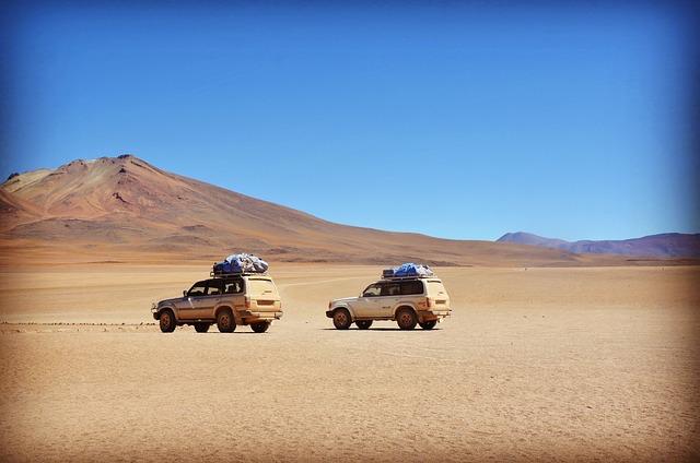 Arid, Barren, Desert, Dry, Landscape, Mountain