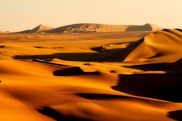 Peru, Desert, Sand, Dunes, Dry, Hot, Barren, Landscape