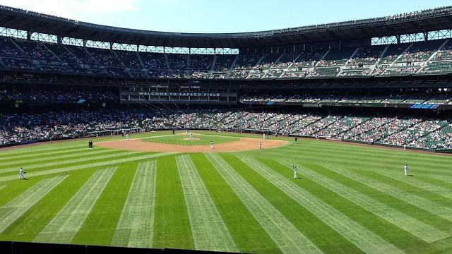 Baseball Diamond, Sports, Baseball Stadium