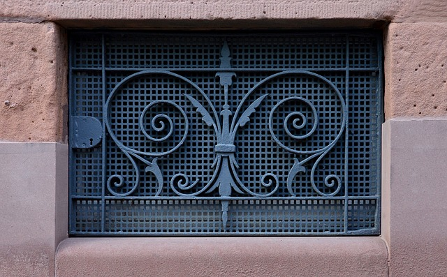 Basement, Basement Bars, Lattice Window, Art Nouveau