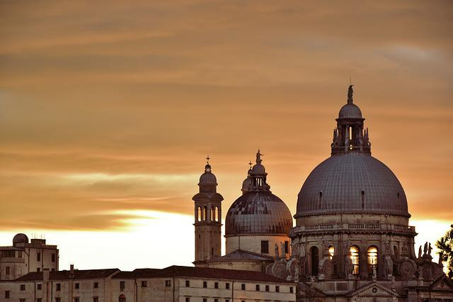Basilica, Church, Dome, Architecture