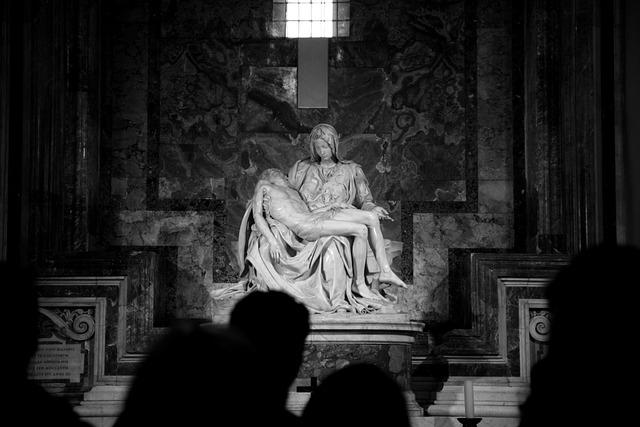 Basilica Di San Pietro In Vaticano, Pietà, Vaticano