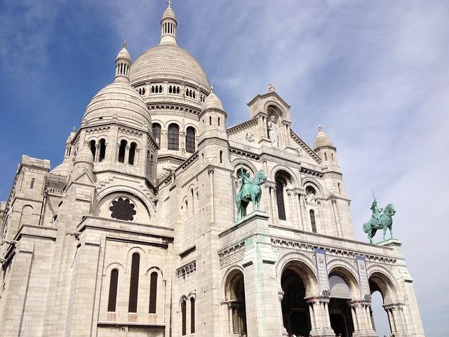 Sacré-cœur Basilica, Basilica, Church, Cathedral