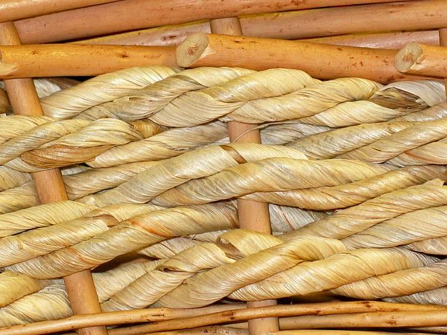 Basket, Braid, Background, Woven, Texture