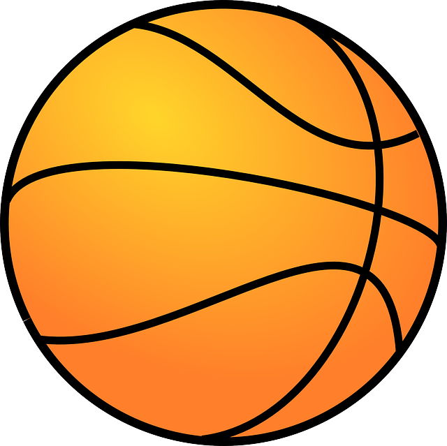 Basketball, Orange, Round, Game, Play, Sports, Basket