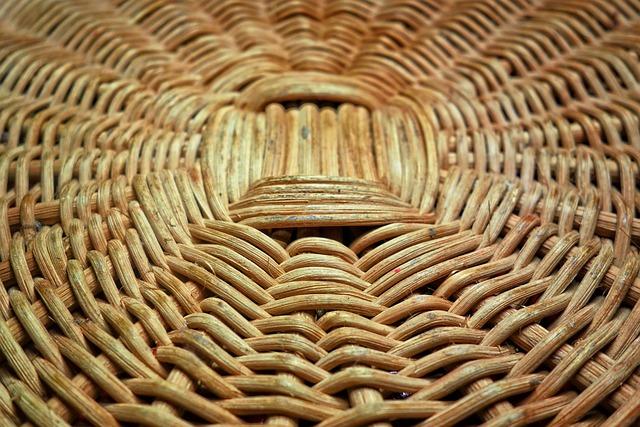 Reed, Basket, Basket Weaving, Reed Basket, Weaving
