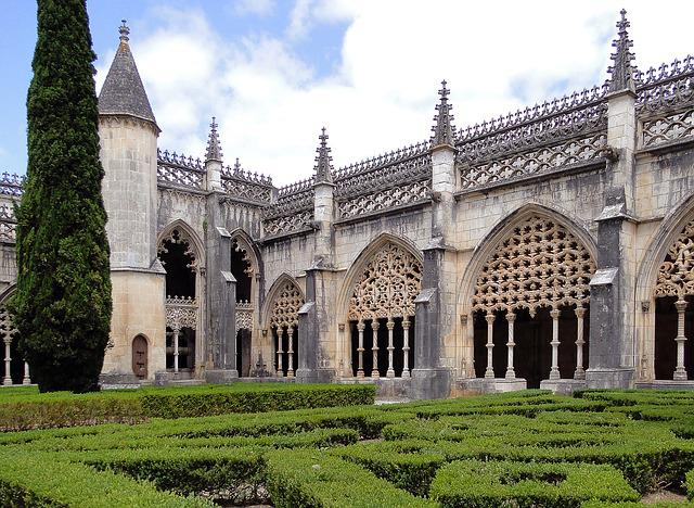 Batalha, Monastery Of St, Mary Winning, Architecture