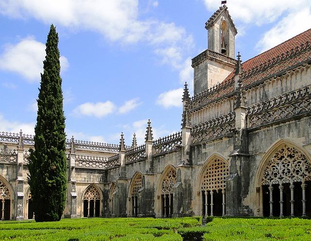 Jeronimos Monastery, Batalha, Portugal, Architecture