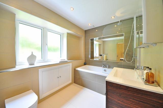 Bathroom renovation houston