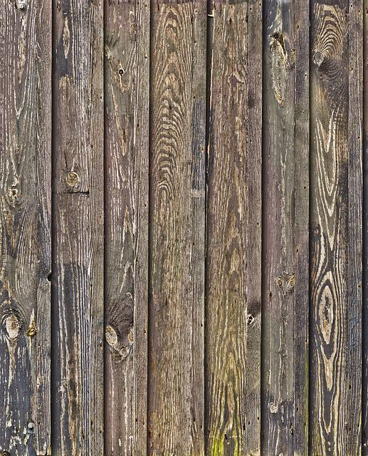 Wood, Boards, Battens, Facade, Background