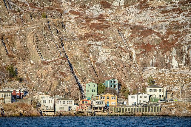 Battery, Newfoundland, St John's, Saltbox