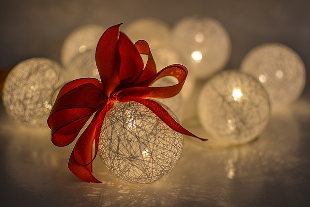 Christmas, Ball, Bauble, Decoration, Celebration
