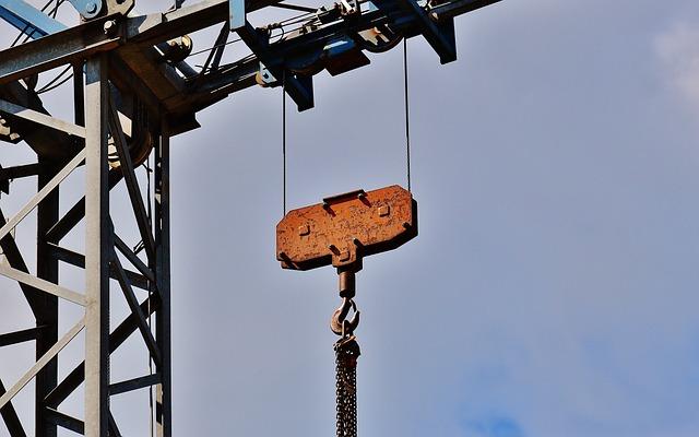 Site, Crane, Last, Baukran, Build, Construction Work