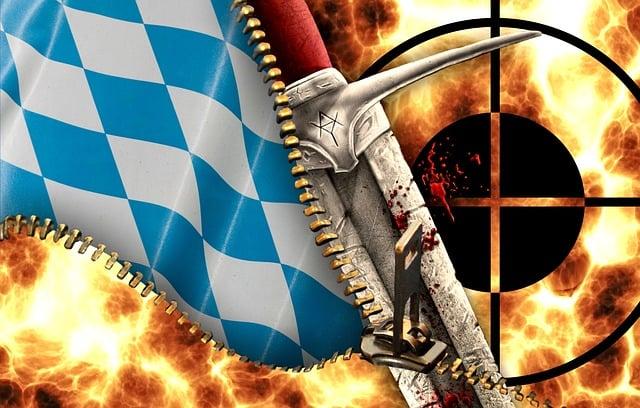 Terror, Attacks, Bavaria, Stop, Victims, Commemorate