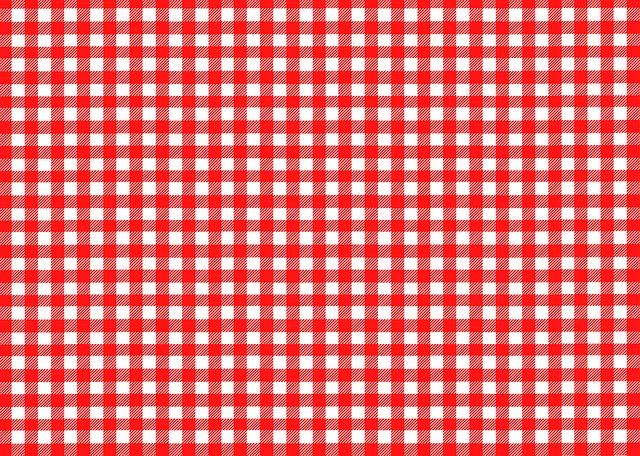 Tablecloth, Gastronomy, Bavaria, Oktoberfest, Red