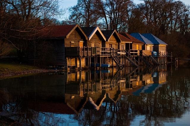 Ammersee, Nature, Bavaria, Lake, Mood, Water, Home