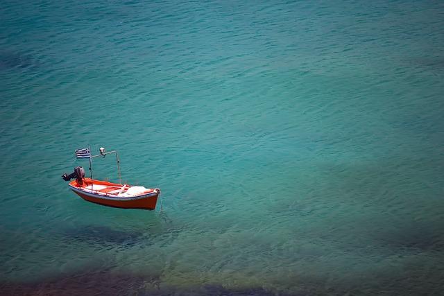 Boat, Motorboat, Bay, Harbor, Lake, Water