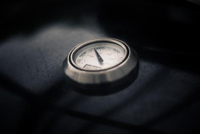 Thermometer, Grill, Bbq Season, Temperature