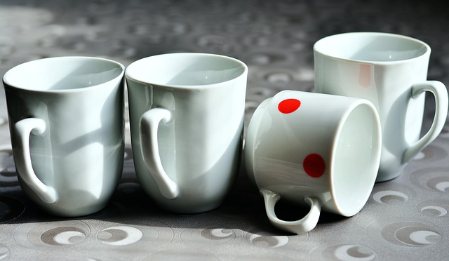 Cup, Empty, Porcelain, Drink, Coffee Cup, Be Different