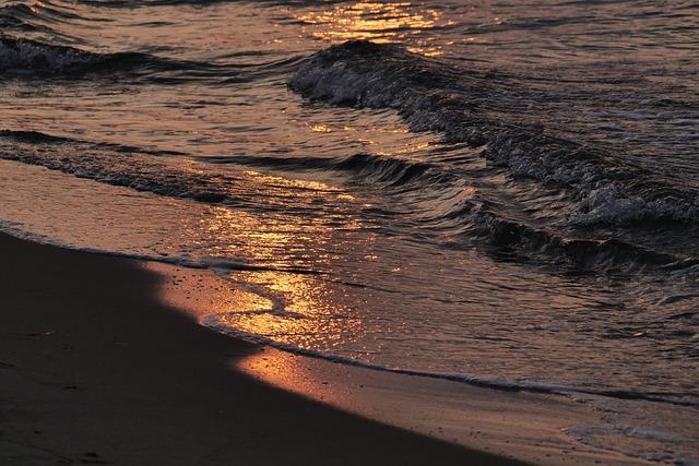 Nature, Waters, Panorama, Coast, Background, Beach