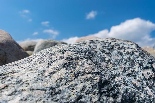 Stone, Structure, Baltic Sea, Copenhagen, Beach