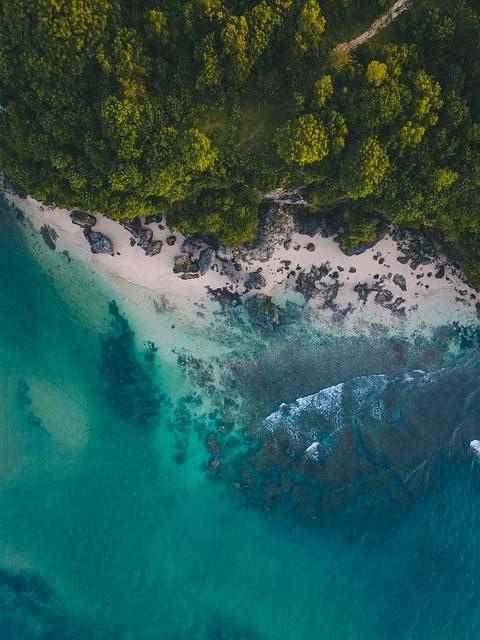 Water, Travel, Ocean, Nature, Beach, Blue, Landscape