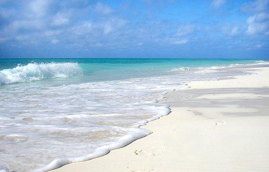 Beach, Summer, Cuba