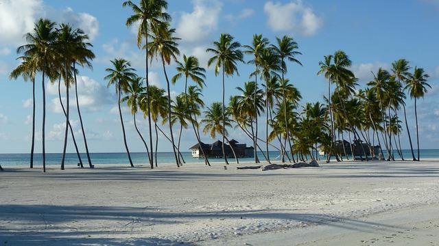 Lankanfushi, Maldivermna, Island Paradise, Beach